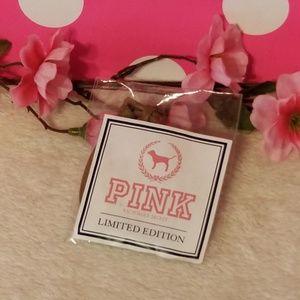Victoria's Secret PINK Leather Bracelet